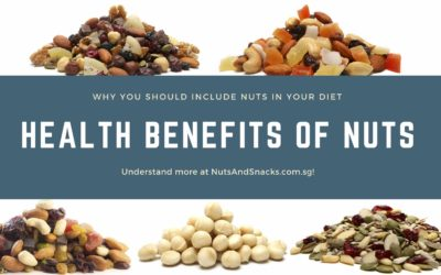 Health Benefits Of Nuts Featured Image