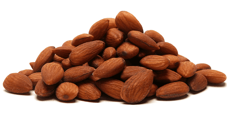 roast salted almonds