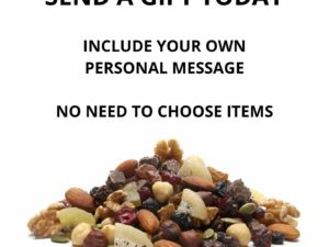 nuts and snacks gift box