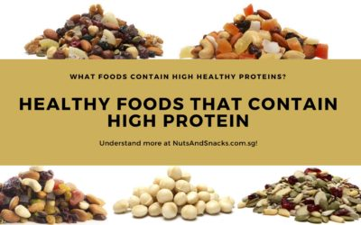 Healthy Foods That Contain High Protein