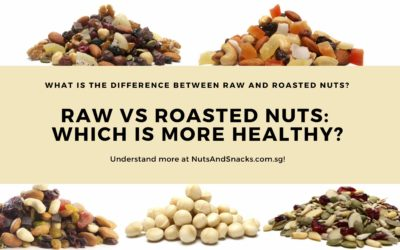Raw vs roasted nuts blog post