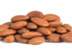 Baked Almonds unsalted