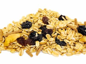 Fruity Booster Granola