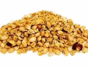 Nutty Honey Granola