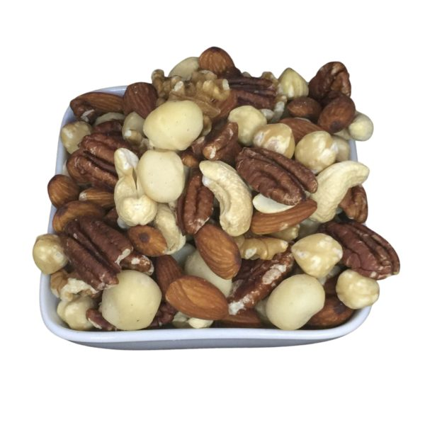 Deluxe Baked Nuts