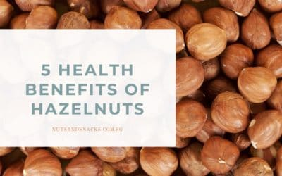 5 Health Benefits of Hazelnuts