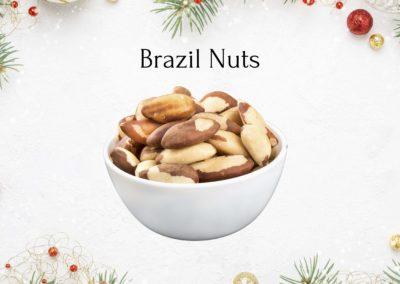 Christmas Brazil Nuts