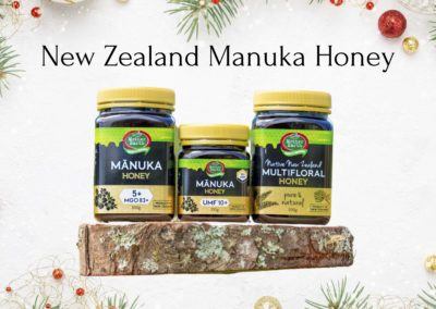 Manuka Honey Christmas Event