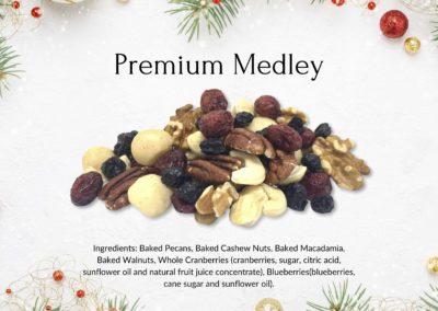 Christmas Premium Medley