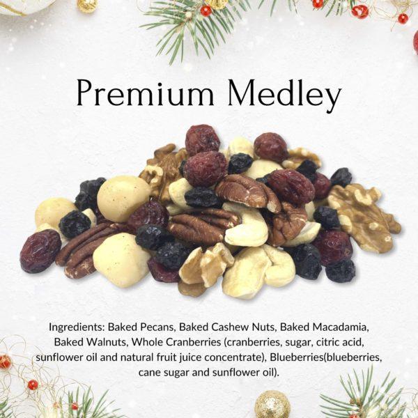 premium medley christmas