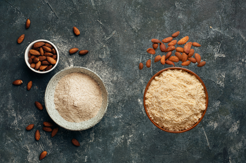 almond flour vs almond meal