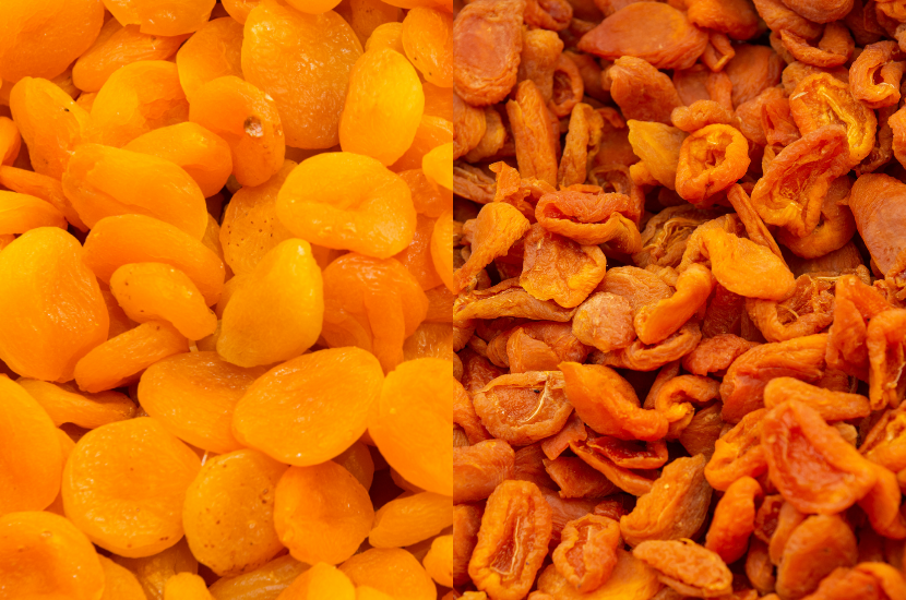 Turkish vs California Apricots