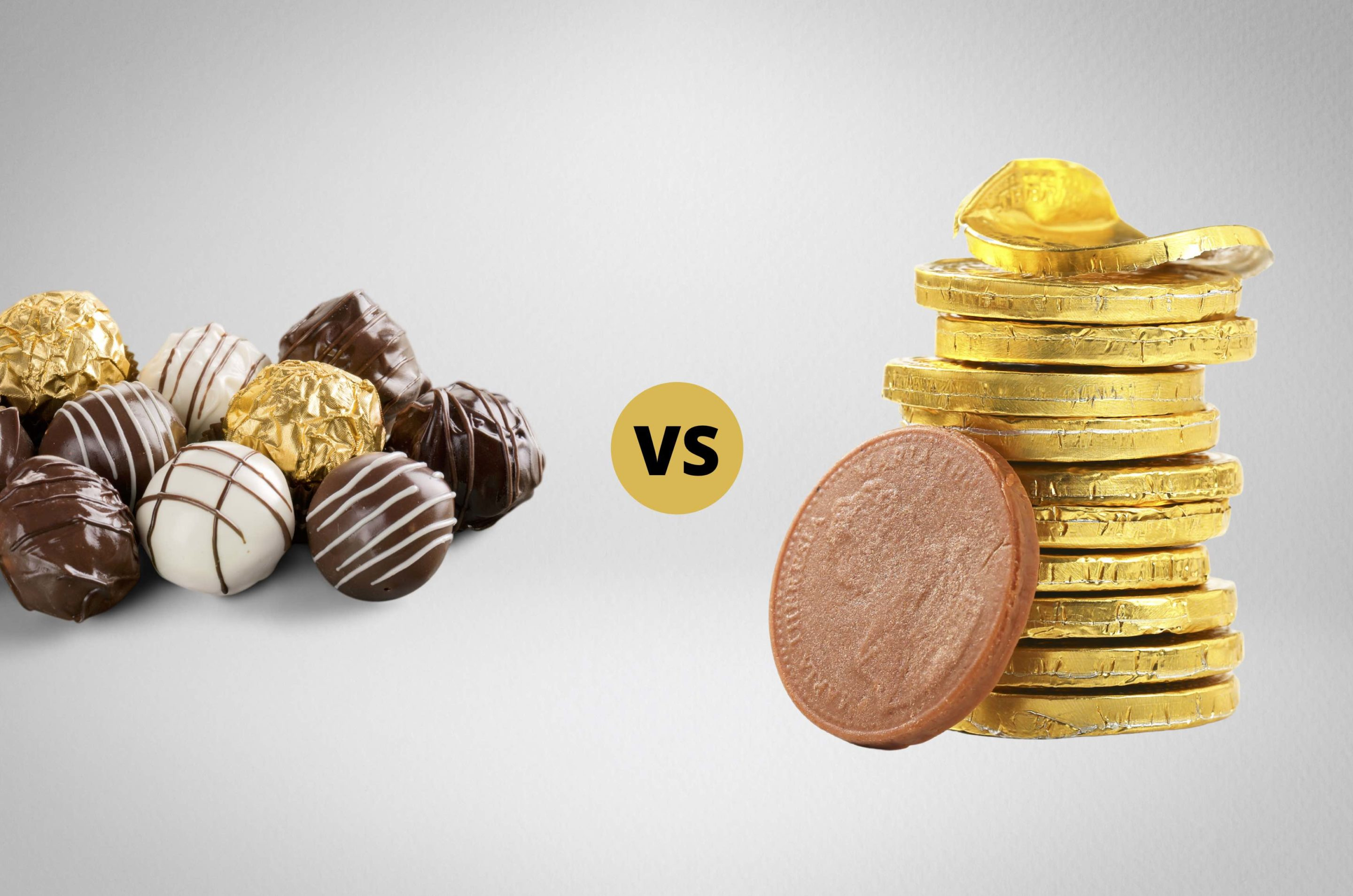 couverture vs compound Chocolate