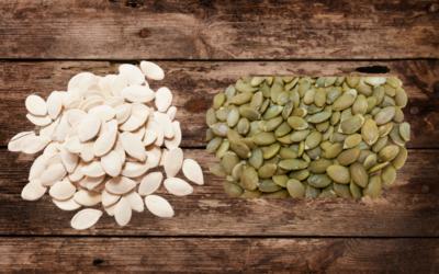 pumkin vs pepita seeds