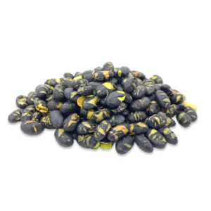 Black Beans Dry Roasted