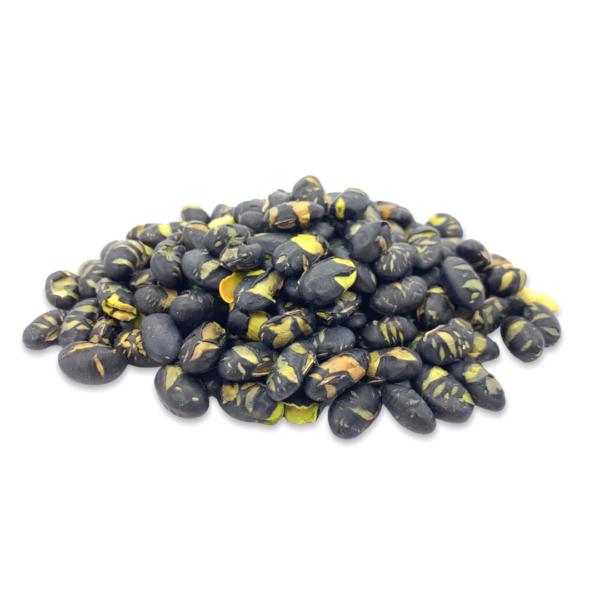 Black Beans Dry Roasted