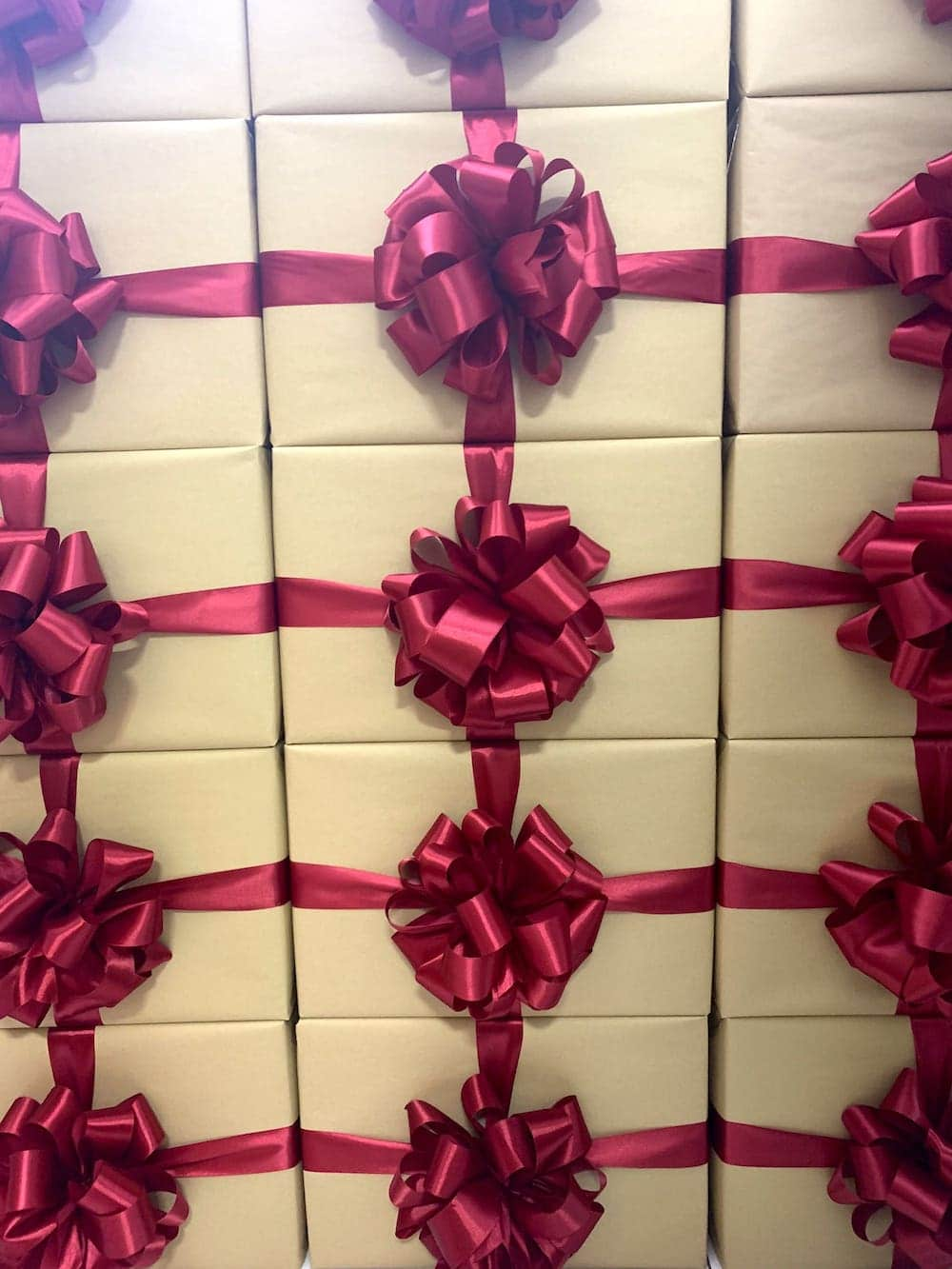 Gift Box Wrapping