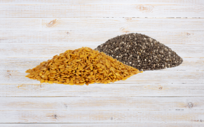 Chia seeds vs Flax seeds: What are their differences?