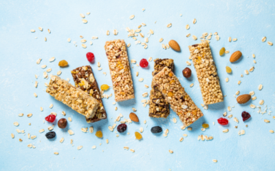 How To Make Chewy Fruit And Nuts Granola Bars