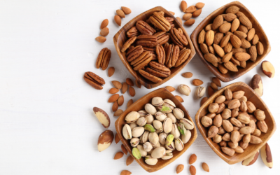 This is how many nuts we should eat per day