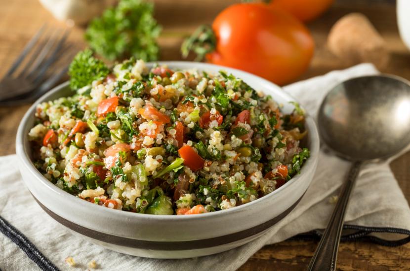 Fruity Quinoa Salad Recipe