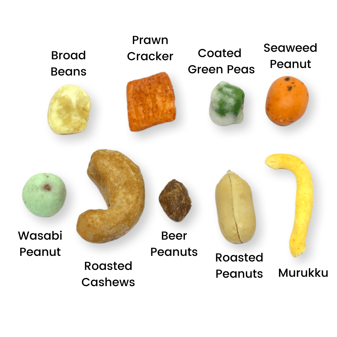 Premium Kachang Puteh nuts and snacks singapore