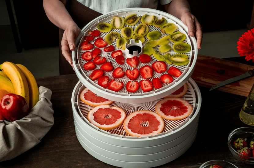 How To Dehydrate Fruits With A Dehydrator?