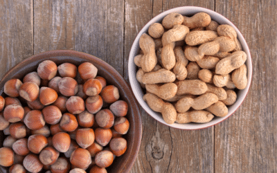 Nuts Vs Drupes Vs Legumes