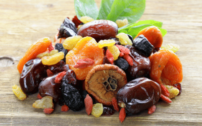 Healthiest Dried Fruit To Eat