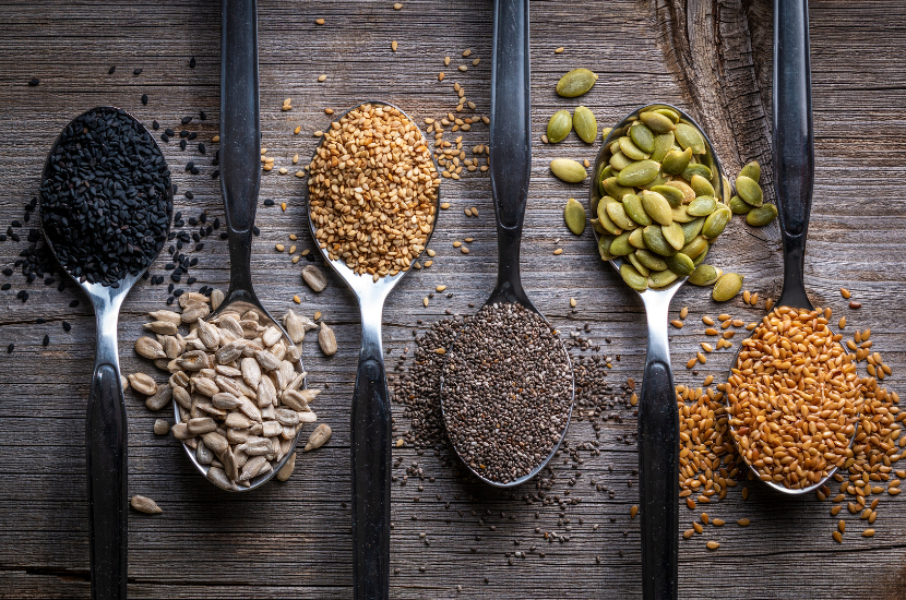 6 Healthiest Seeds To Eat