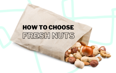 how to choose fresh nuts