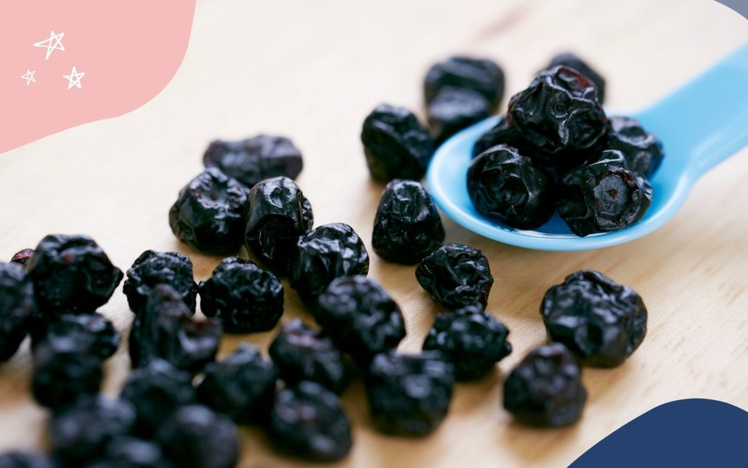 Health Benefits Of Dried Blueberries