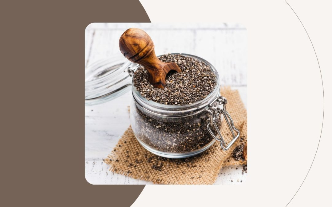 The Spectacular Health Benefits Of Chia Seeds