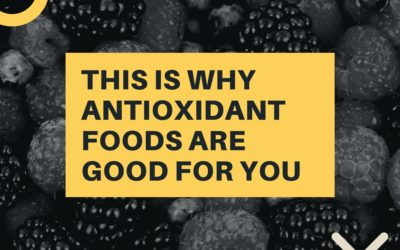 This Is Why Antioxidant Foods Are Good For You
