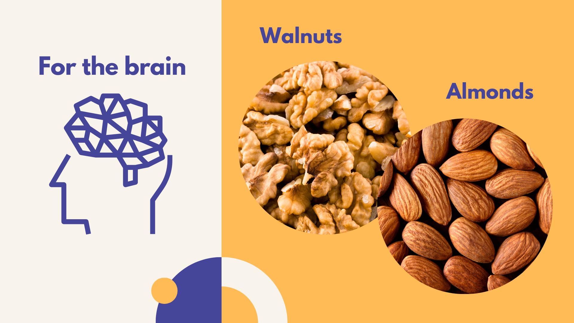 best nuts for the brain walnuts almonds