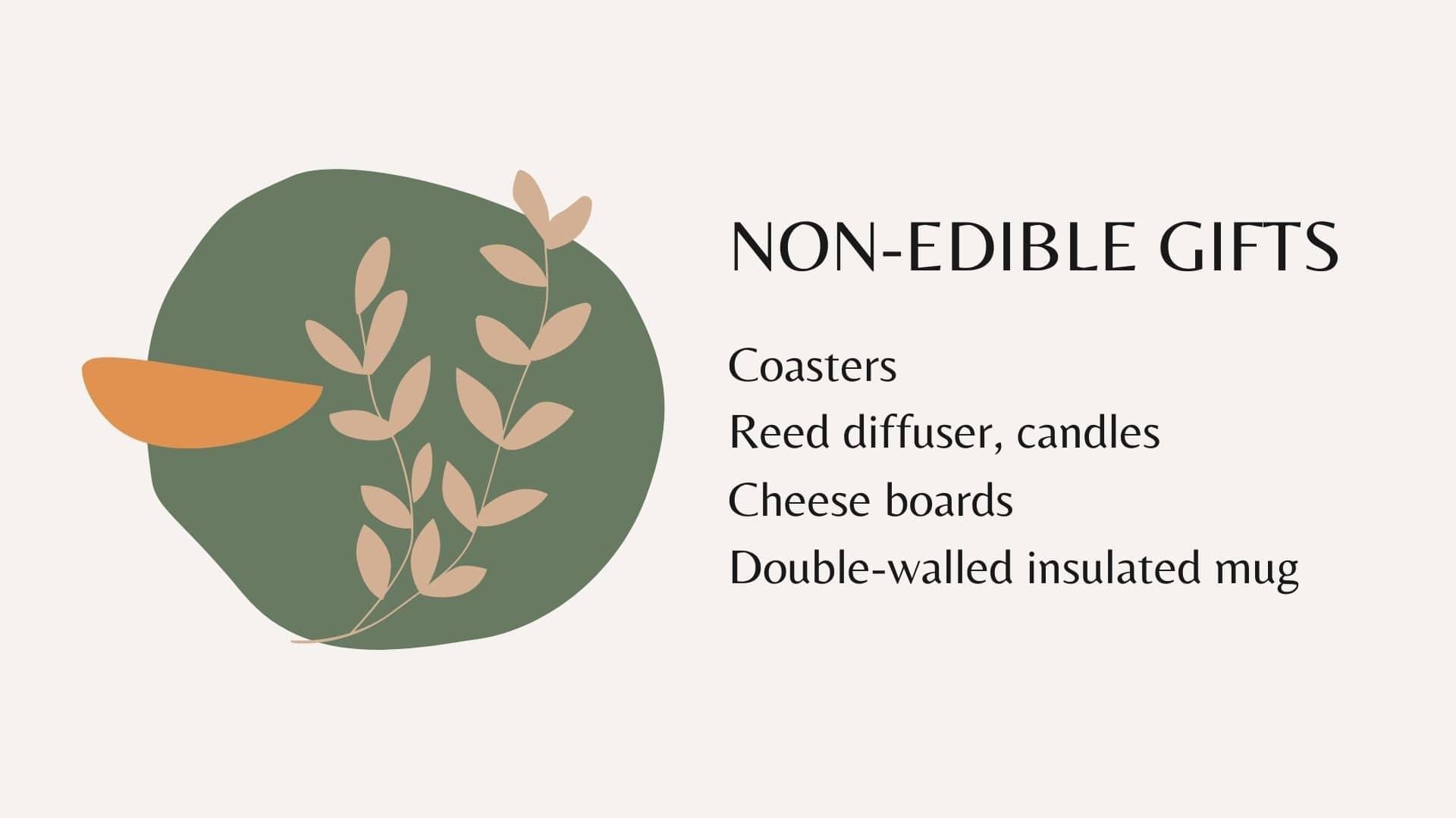 non-edible gifts