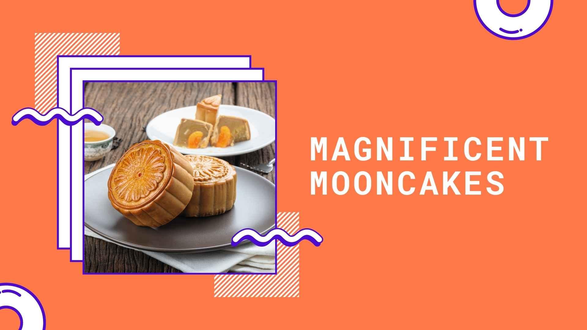 magnificent mooncakes