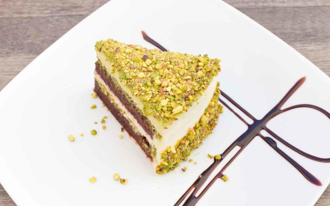 The Best Pistachio Cake Recipe In Town