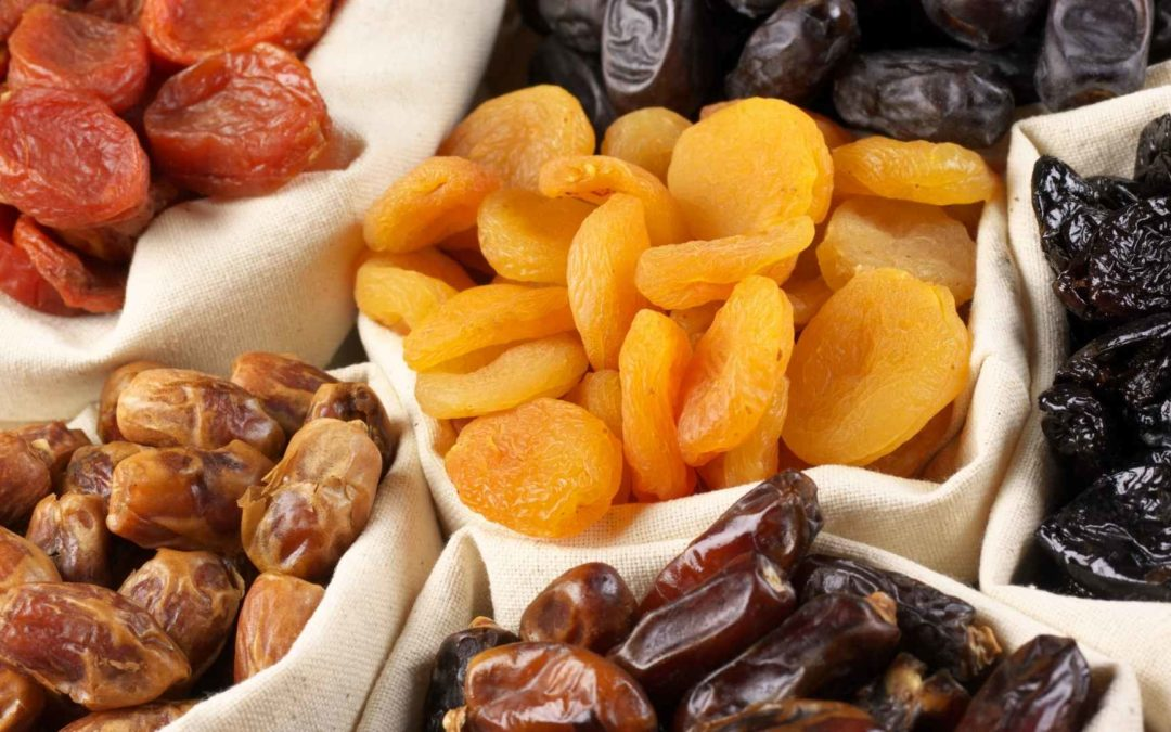 Recipes To Make The Most Of Your Dried Fruit