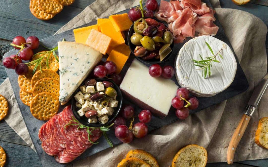 How To Build Your Own Cheeseboard