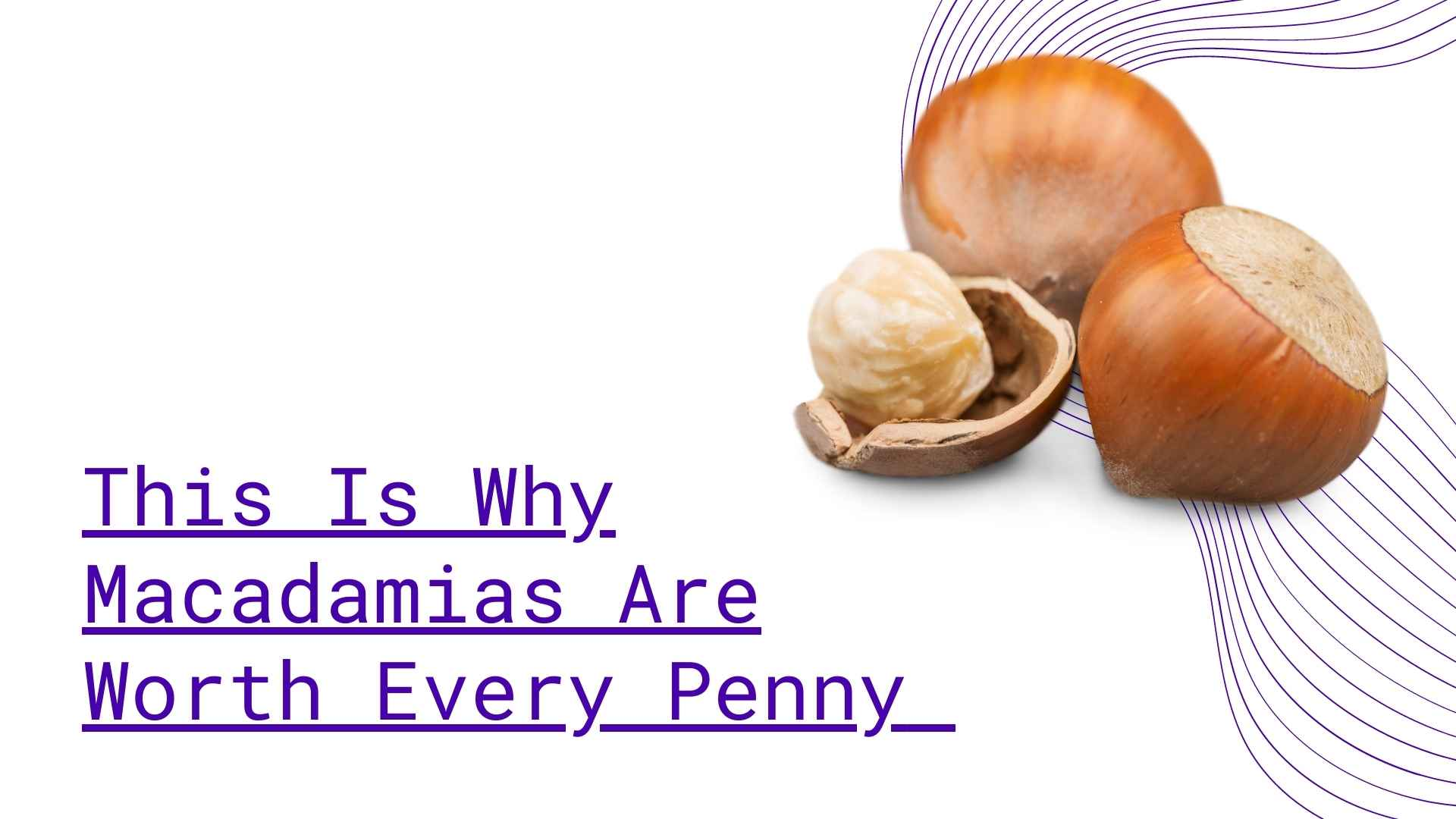 This Is Why Macadamias Are Worth Every Penny