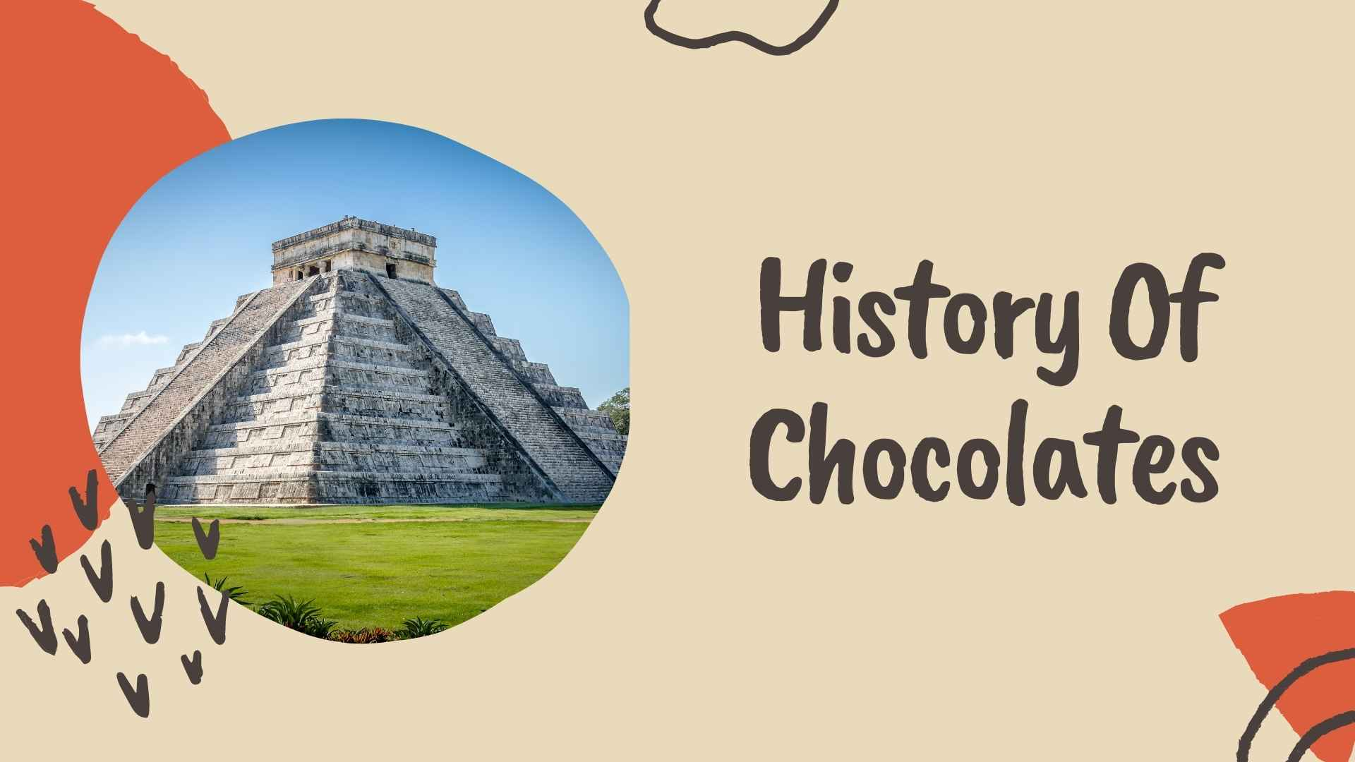 history of chocolates