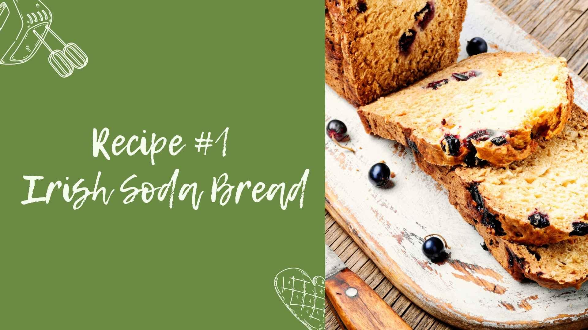 recipe 1 irish soda bread