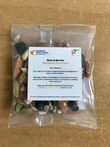 Corporate Nuts and Snacks Single-serve