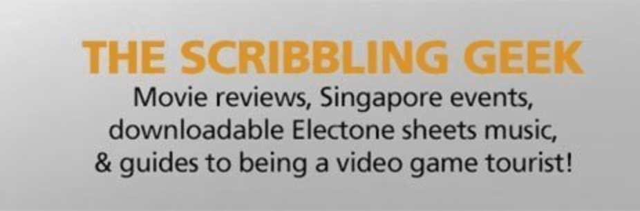 The Scribbling Geek Nuts and Snacks Review Singapore